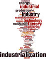 Industrialization Word Cloud Concept - PhotoDune Item for Sale