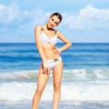 beautiful woman in bikini - PhotoDune Item for Sale