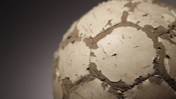 Old Soccer Ball 2