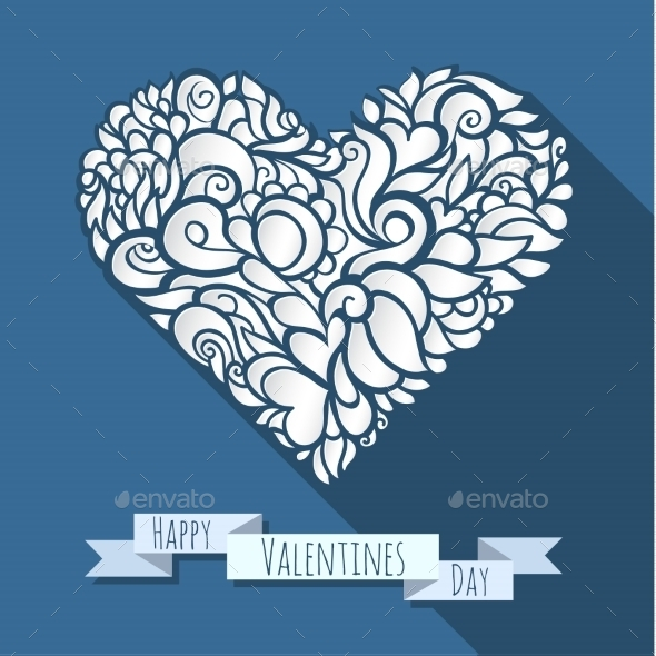 GraphicRiver Decoration Heart 10188476