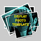Display Photo Frame Template - GraphicRiver Item for Sale