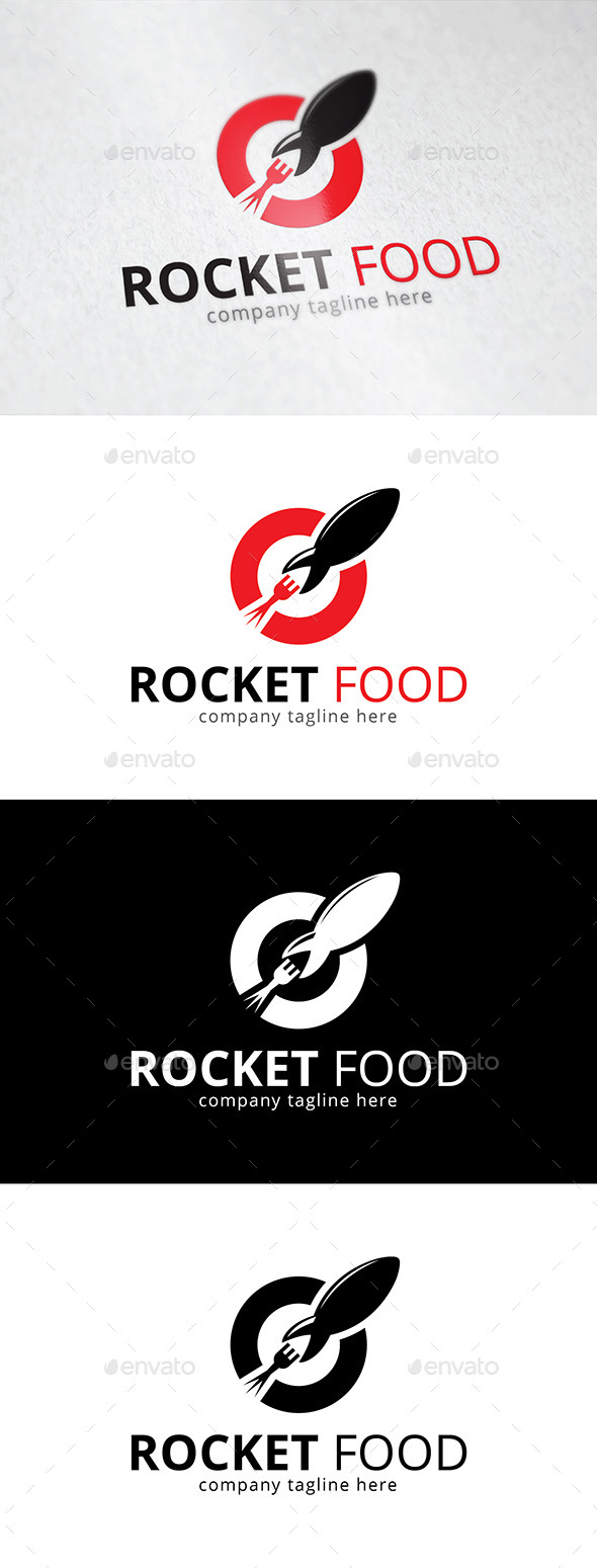 Rocket Food Logo