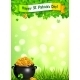 St. Patricks Day Leaflet - GraphicRiver Item for Sale