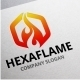 Hexaflame - GraphicRiver Item for Sale