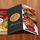 Food Menu Tri Fold Brochure - GraphicRiver Item for Sale