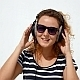 Happy Woman in Headphones - VideoHive Item for Sale