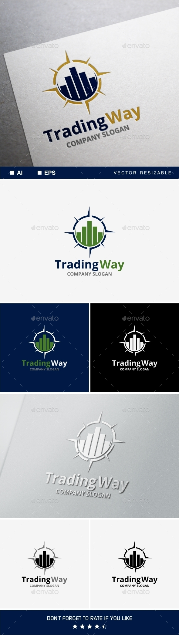 GraphicRiver Trading Way 10191352