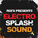 Electro Splash Sound Flyer - GraphicRiver Item for Sale