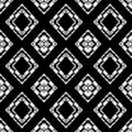 Black and White Abstract Geometric Pattern - PhotoDune Item for Sale