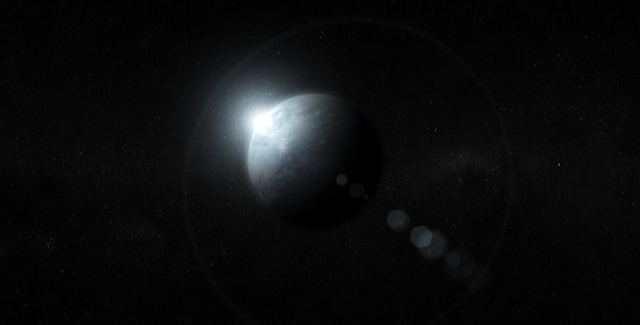 After Effects Project - VideoHive Realistic Planets 88198