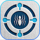 Spider Network Logo - GraphicRiver Item for Sale