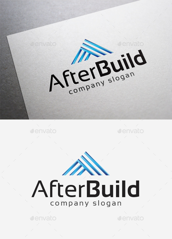 GraphicRiver After Build Logo 10192666