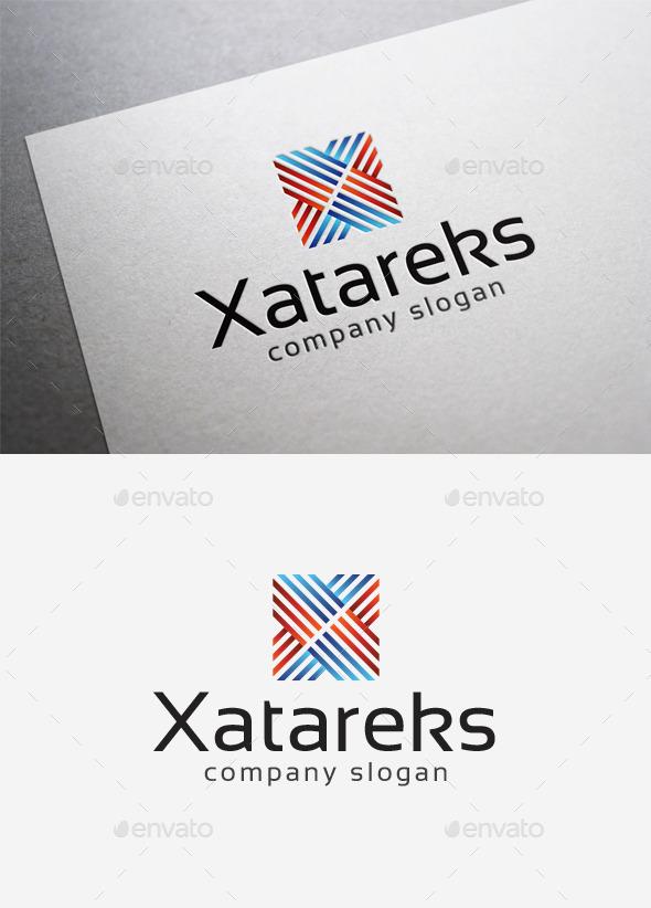 GraphicRiver Xatareks Logo 10192822