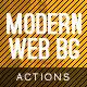 Modern Web Background Maker - GraphicRiver Item for Sale