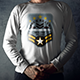 Men Long Sleeve T-Shirt Mockup - GraphicRiver Item for Sale
