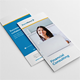 Financial Consulting Trifold Brochure - GraphicRiver Item for Sale