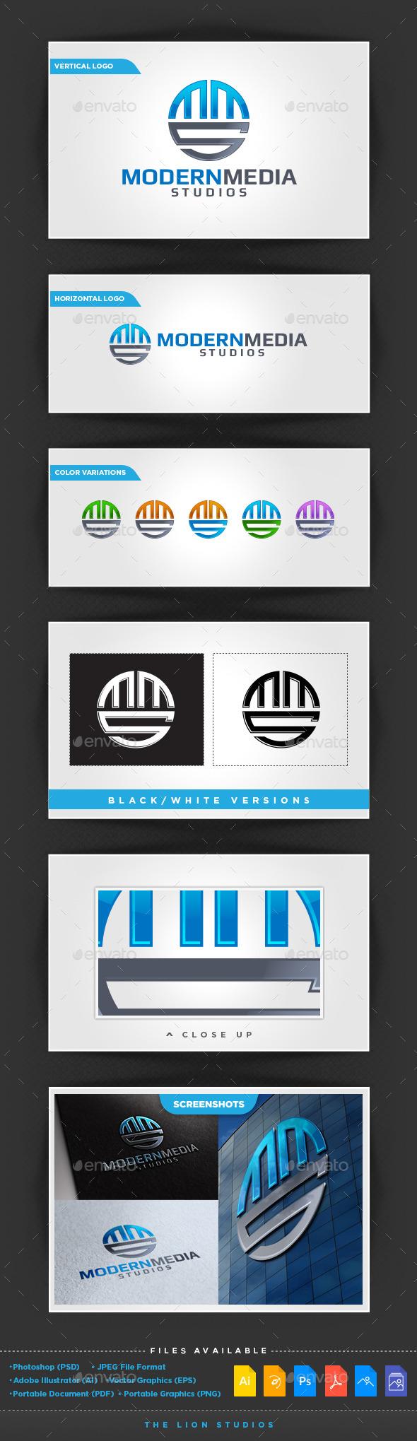GraphicRiver ModernMedia Studios 10192941