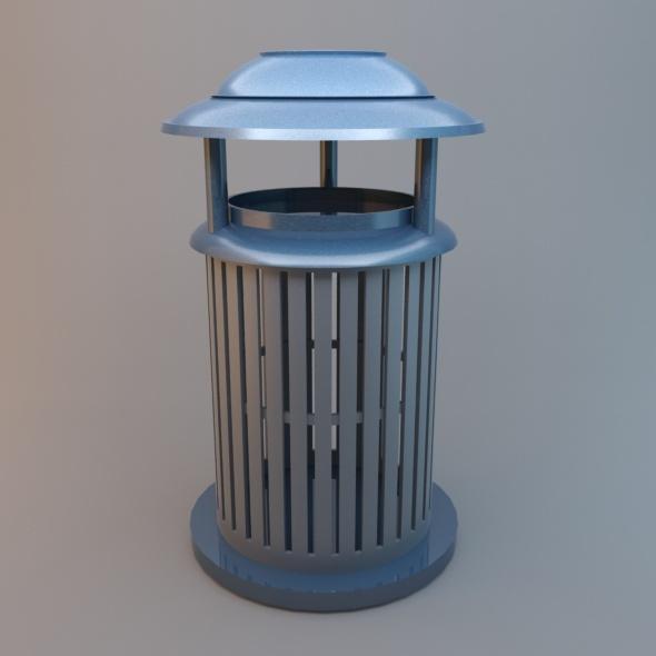 Trash Bin 03