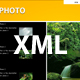 XML Personal Portfolio - ActiveDen Item for Sale