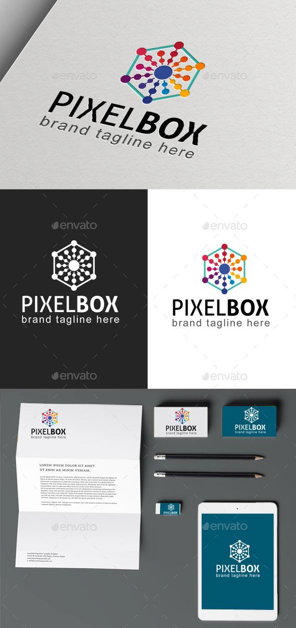 GraphicRiver Pixel Box 10193927
