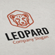 Leopard Logo - GraphicRiver Item for Sale