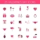 Valentine's Day and Wedding Icons - GraphicRiver Item for Sale