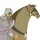 horse's walking - ActiveDen Item for Sale