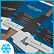 Modern Business Card Template No. 6 - GraphicRiver Item for Sale