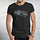 Men T-Shirt Mockup - GraphicRiver Item for Sale