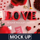 Love Header Mock-Up Creator - GraphicRiver Item for Sale