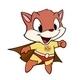 Kitten Superhero - GraphicRiver Item for Sale