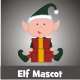 Elf Mascot - GraphicRiver Item for Sale