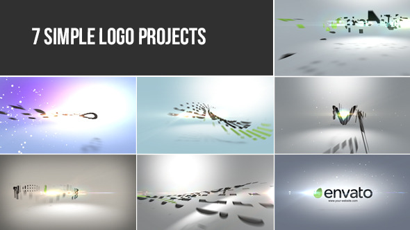 7 Simple Logo Projects