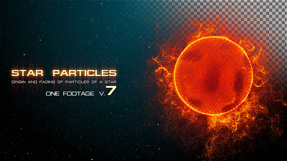 Star Particles 07
