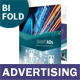 Advertising Bifold / Halffold Brochure - GraphicRiver Item for Sale