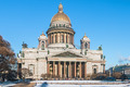 Saint Isaac cathedral in St Petersburg - PhotoDune Item for Sale
