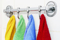 colored towels hanging - PhotoDune Item for Sale