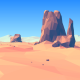 Low Poly Landscapes - VideoHive Item for Sale