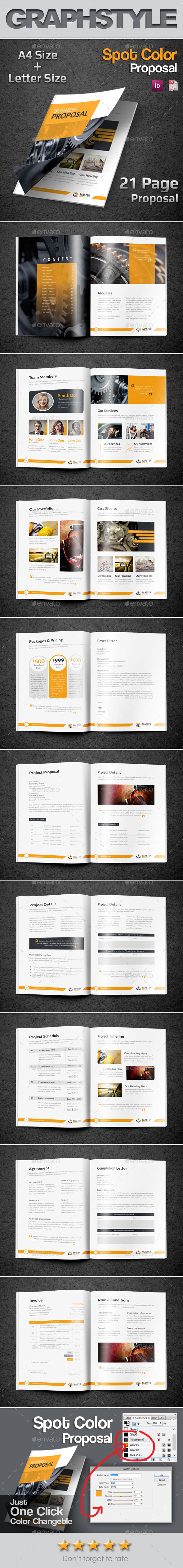 GraphicRiver Master Business Proposal 10199096