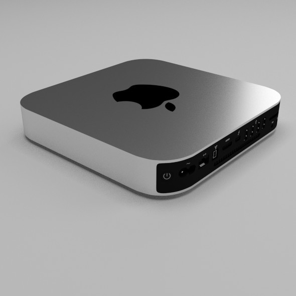 3DOcean Apple Mac Mini 10199113