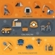 Coal Industry Banners - GraphicRiver Item for Sale
