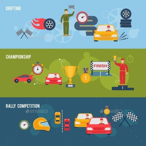 GraphicRiver Auto Sport Banner 10199232