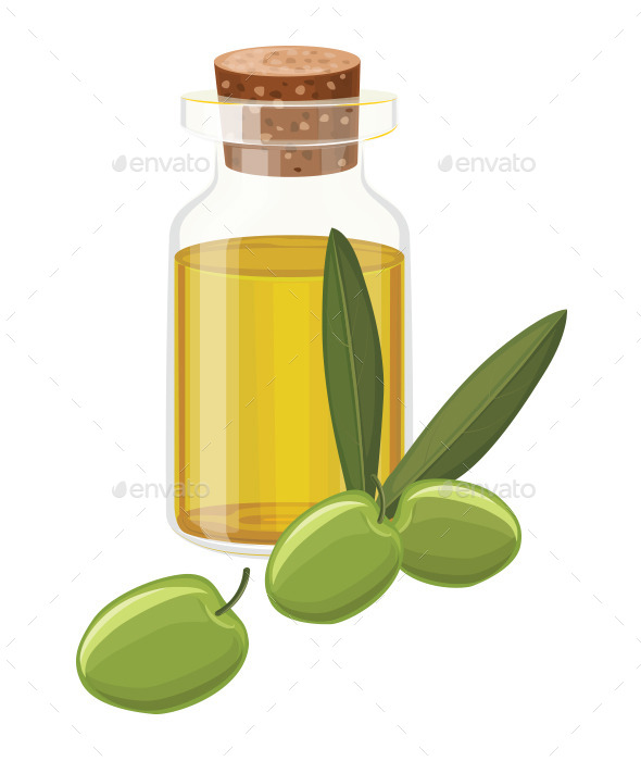 GraphicRiver Olive Oil 10199337