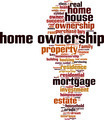 Home Ownership Word Cloud Concept - PhotoDune Item for Sale
