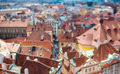 Prague - Tilt shift lens. - PhotoDune Item for Sale