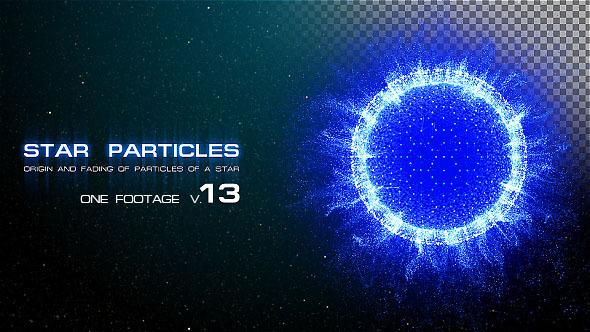 Star Particles v13