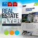 Simple Real Estate Flyer Vol.07 - GraphicRiver Item for Sale
