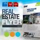Simple Real Estate Flyer Vol.07 - GraphicRiver Item for Sale