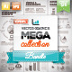 Vector Graphics Mega Collection Save 60% - GraphicRiver Item for Sale