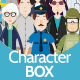 Character Box - GraphicRiver Item for Sale